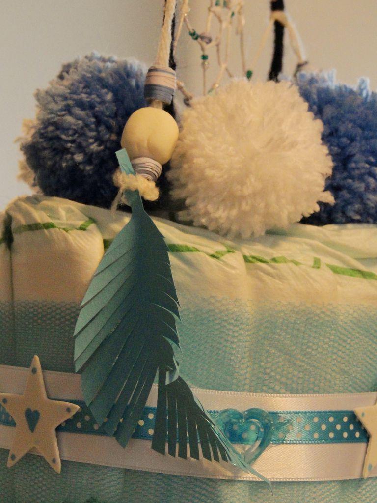 Cadeau de naissance DIY (double tuto inside !)