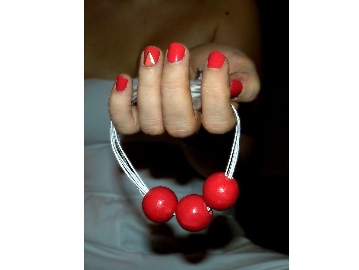 [wedding prep] Les bijoux de la mariée (collier DIY)