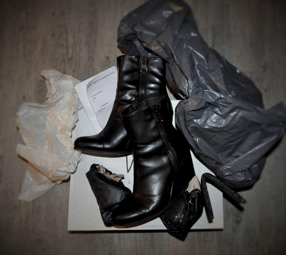 Cauchemard dans le placard à chaussure