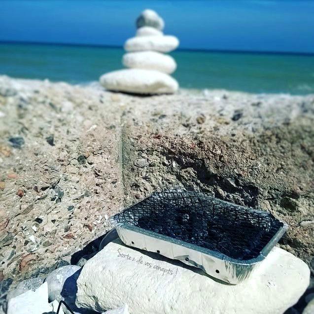 Vis ma vie de blogueuse en vacances : la MER !