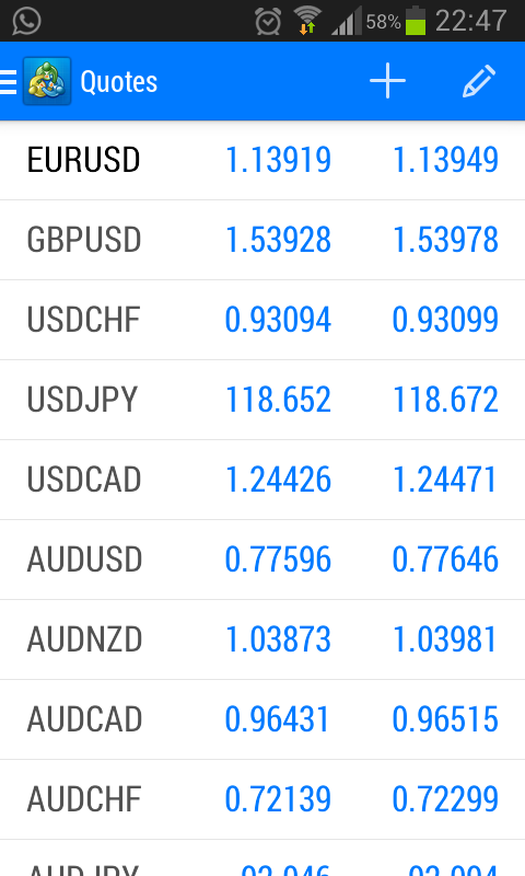 Currency rates on Valentine's night, in case you're running late on gifts (?)