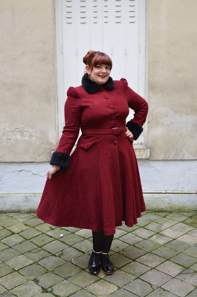 Manteau, mon beau manteau!