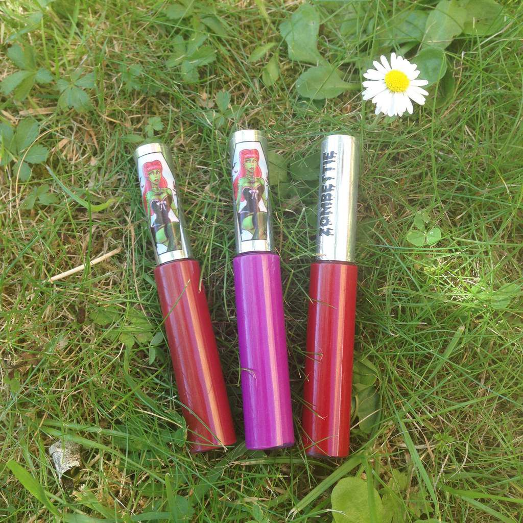 Review: Pretty Zombie Cosmetics