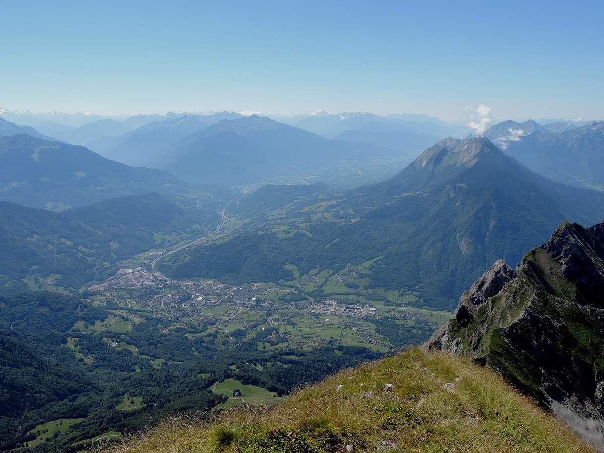 Randonnée au Mont Charvin (2409m) avec l'ADAPAR