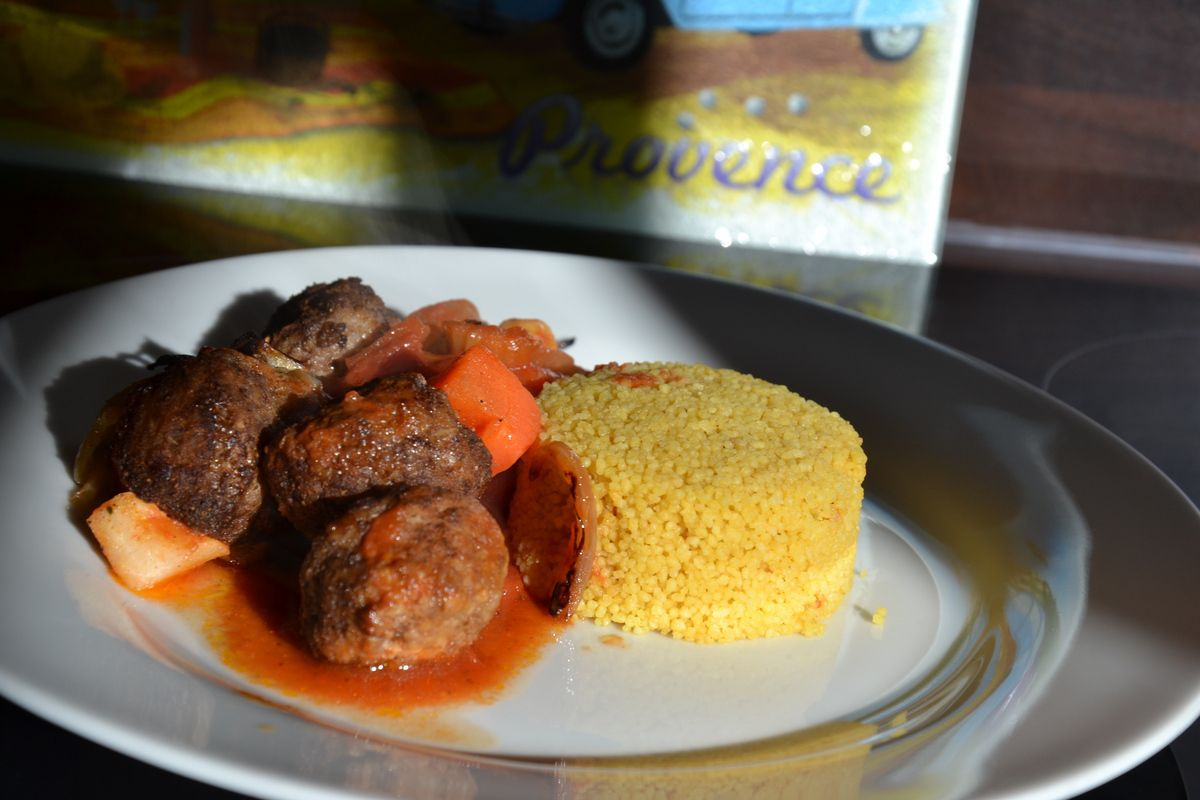 COUCOUS EXPRESS