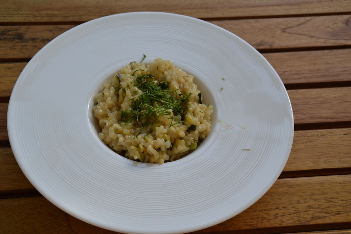 RISOTTO CHAMPIGNONS ( 2 pers ) 16 pts