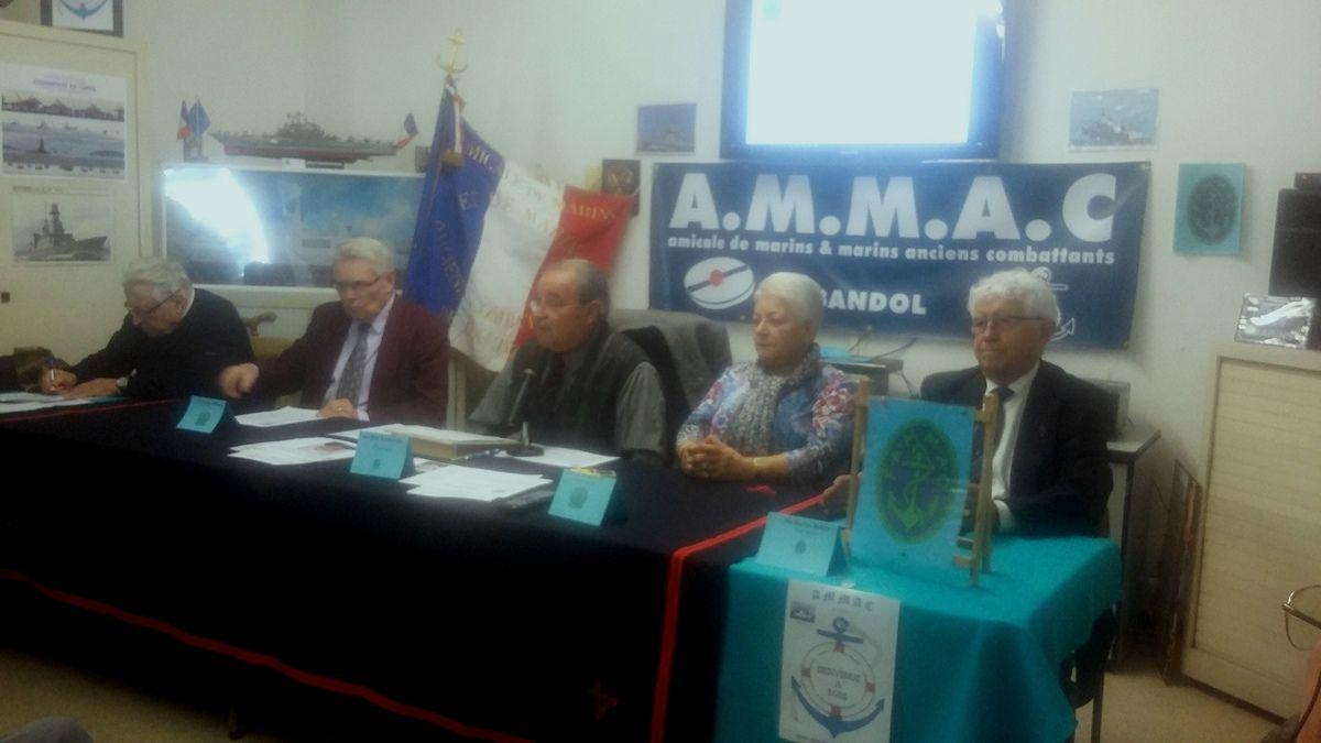 Les Marins de l'AMMAC de Bandol gardent le bon cap