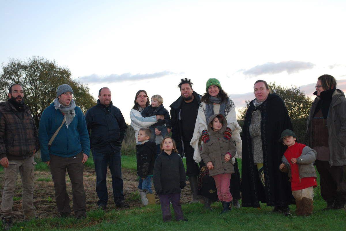 Rencontre Permaculture Bretagne