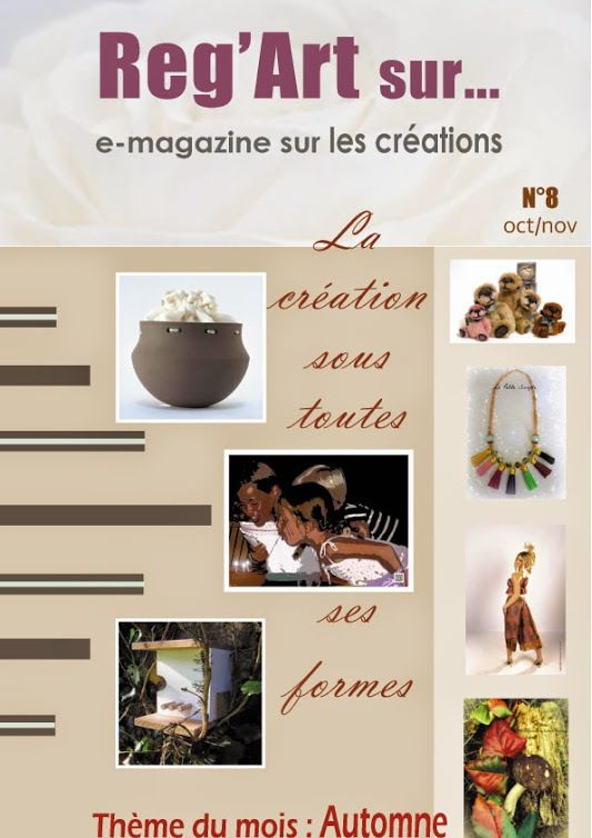 Magazine d'octobre