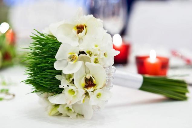Bouquets d'un jour...
