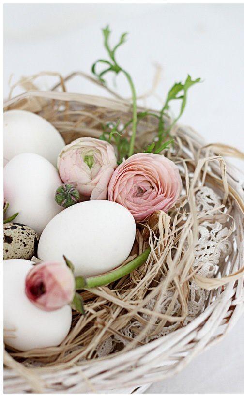 Les nids de Pâques- série 2