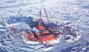 Forage en Arctique, le dernier refuge du globe menacé