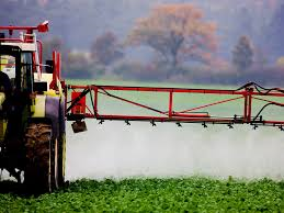 Agriculture et pesticides