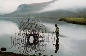 Andy Goldsworthy : &quot&#x3B;la nature comme atelier&quot&#x3B;