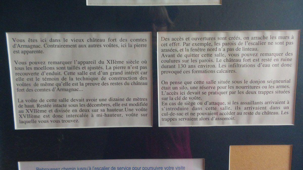 CHATEAU DE LAVARDENS (32)