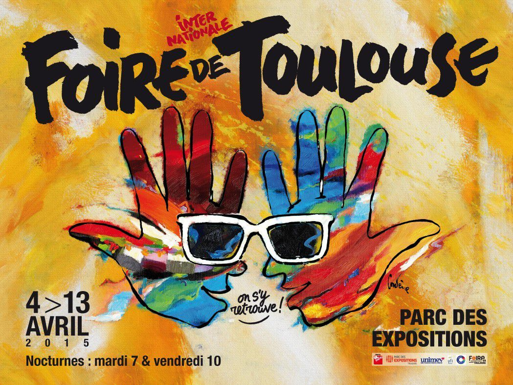 TOULOUSE : FOIRE INTERNATIONALE 2015