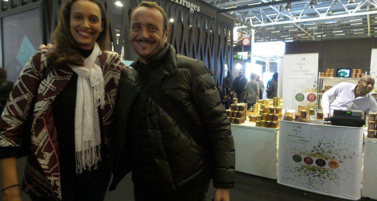 PARIS : SALON DU CHOCOLAT 2015