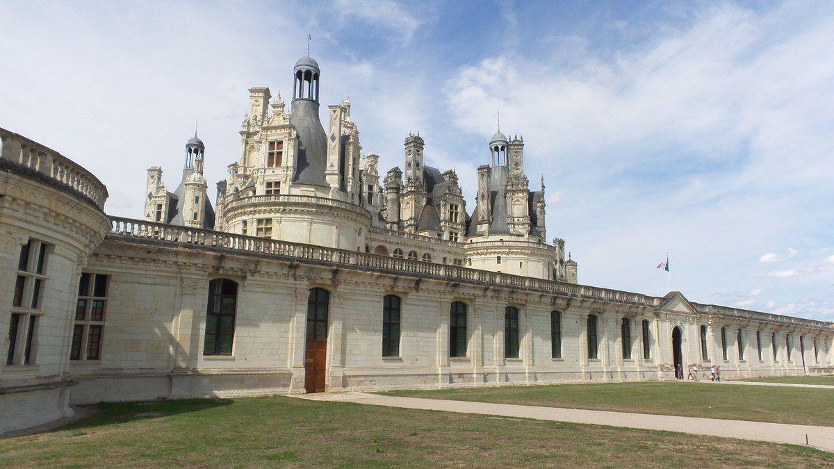 visite du chateau de chambord le blog de ma t infos