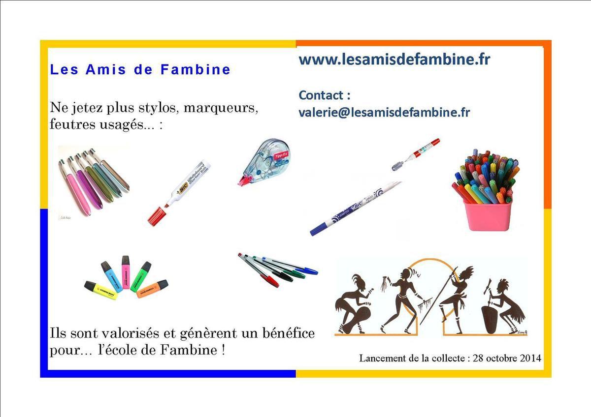 LES AMIS DE FAMBINE -