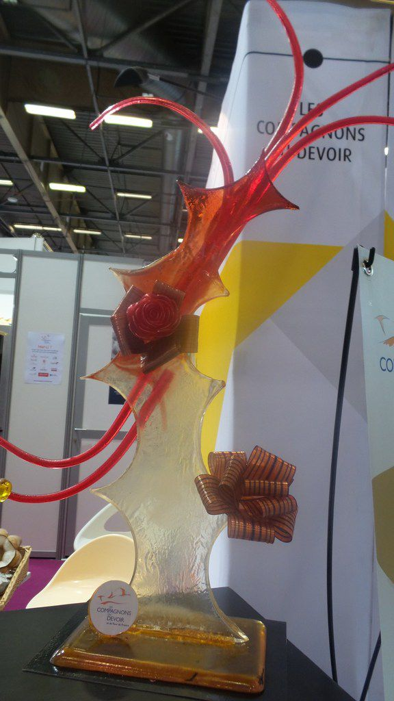 PHOTOS DES OEUVRES REALISEES AU SALON EUROPAIN ET INTERSUC 2016