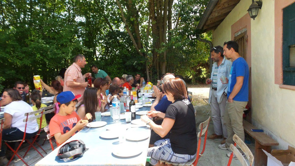 CASTELNAU D'ESTRETEFONDS - JOURNEE NATURE DU 28 MAI 2016