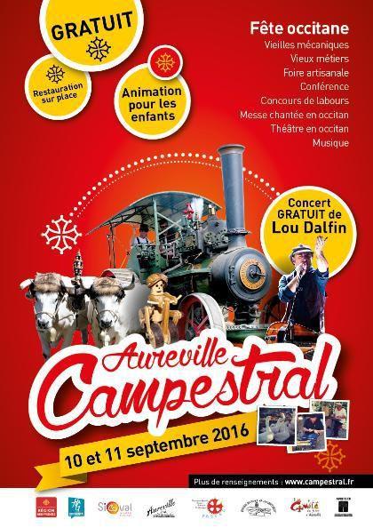 AUREVILLE - LE CAMPESTRAL