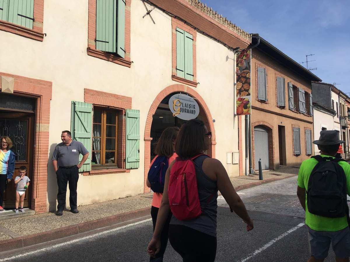REPORTAGE SUR L'ÉPICURIENNE TRAIL A CASTELNAU D'ESTRETEFONDS LE 23 SEPTEMBRE 2017