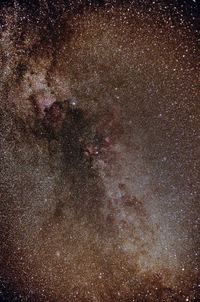 La Voie Lactée au Canon 5D