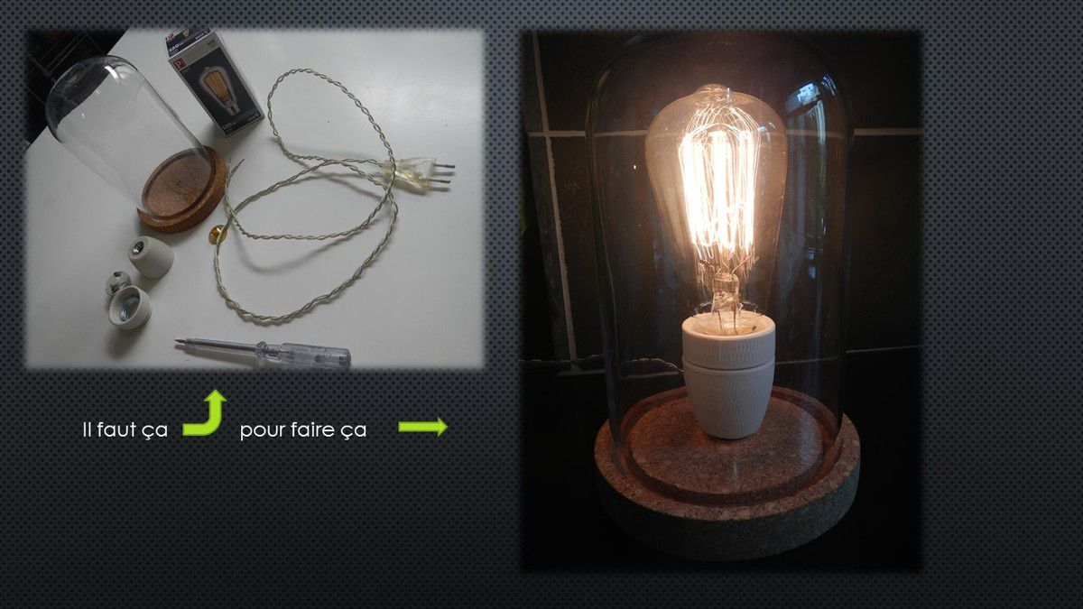 Lumière précieuse
