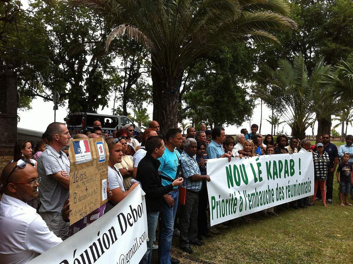 Affectation de Réunionnais en métropole : l'AJFER veut rencontrer Hollande