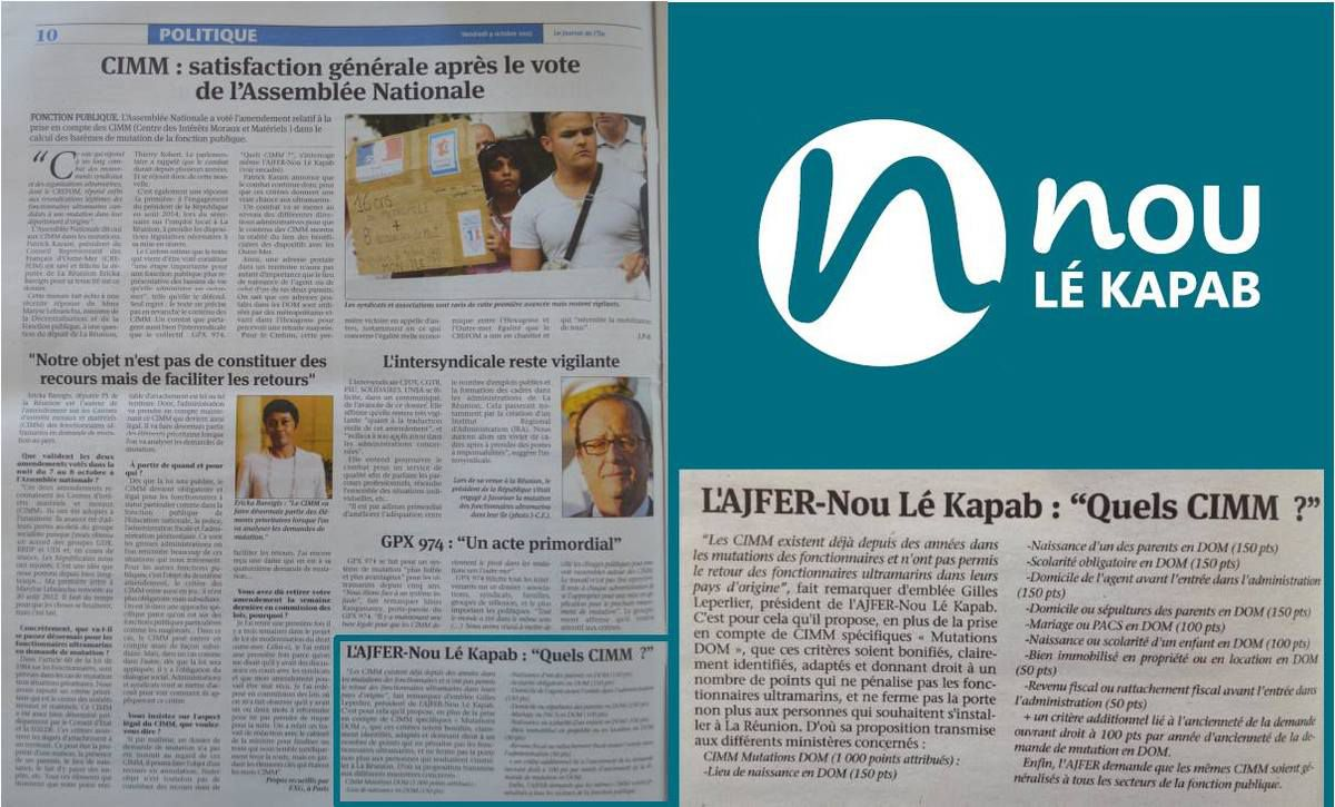 Article du JIR du 9 octobre 2015