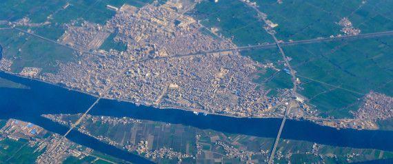 Une cité antique redécouverte dans le delta du Nil