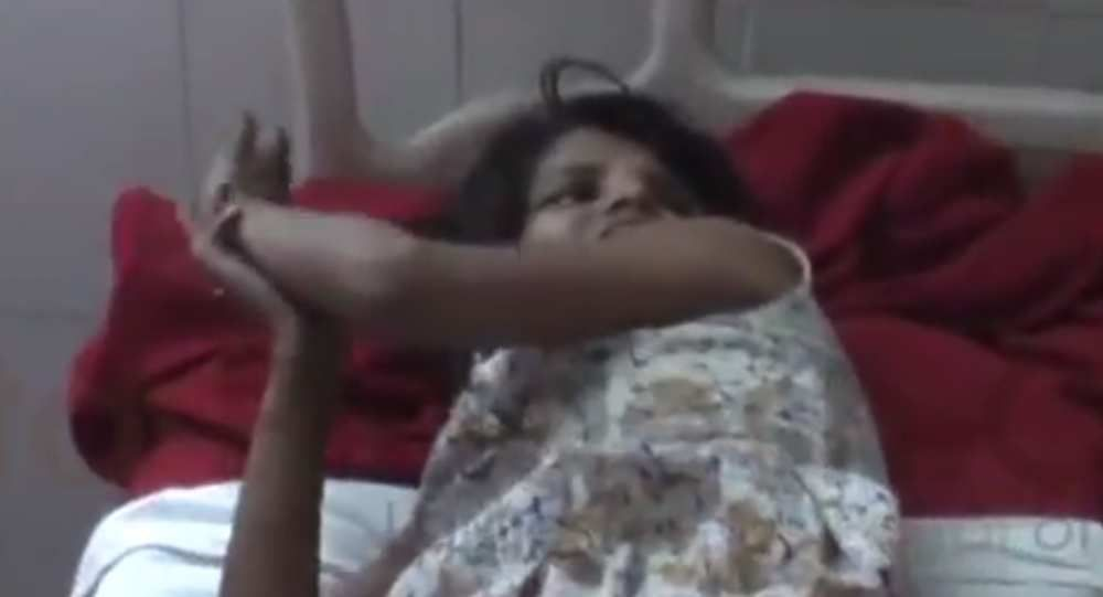 «Une fille de la jungle» vivant avec des singes retrouvée en Inde