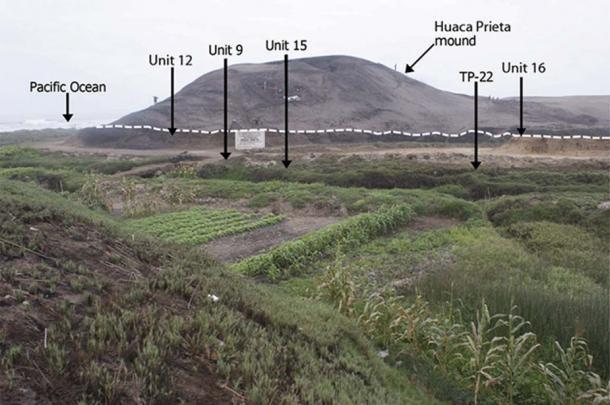 Les vestiges d'une civilisation avancée vieille de 15 000 ans découverte au Pérou