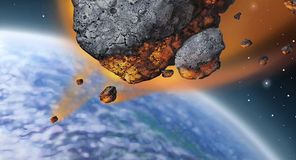 La Terre bientôt frôlée par un astéroïde de 300 mètres?