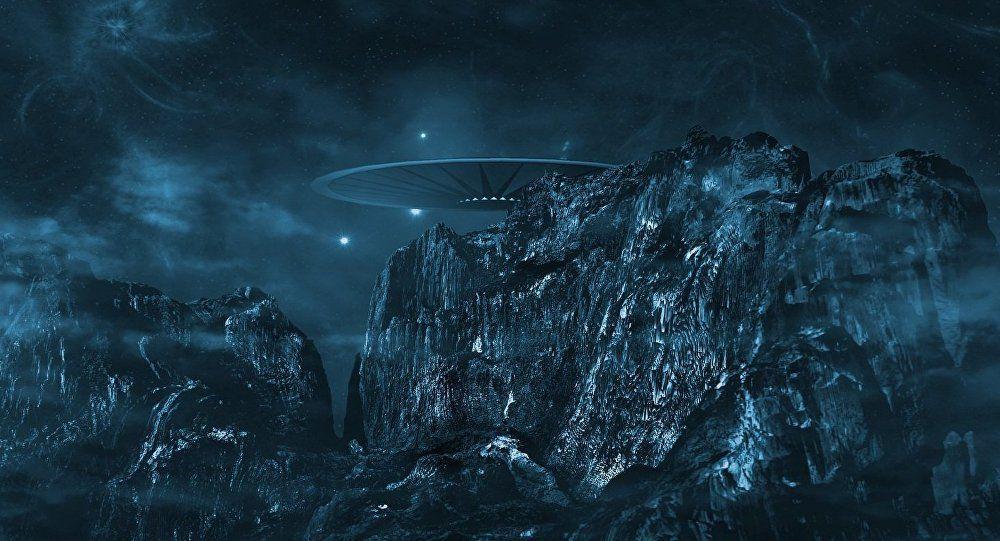 Un &quot&#x3B;vaisseau-mère&quot&#x3B; colossal des extraterrestres repéré près de l'ISS