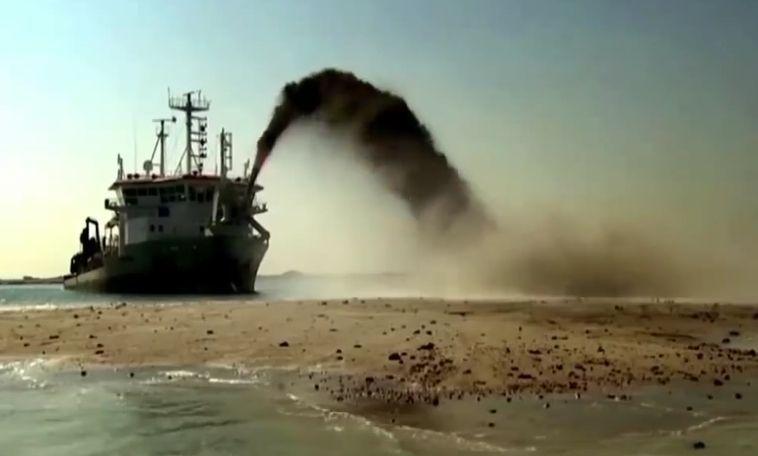 Pourquoi les plages pourraient bientôt manquer de sable