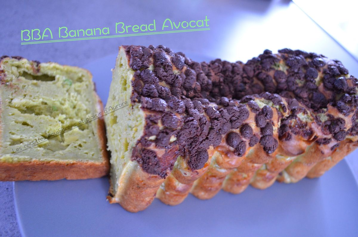 BBA Banana Bread Avocat