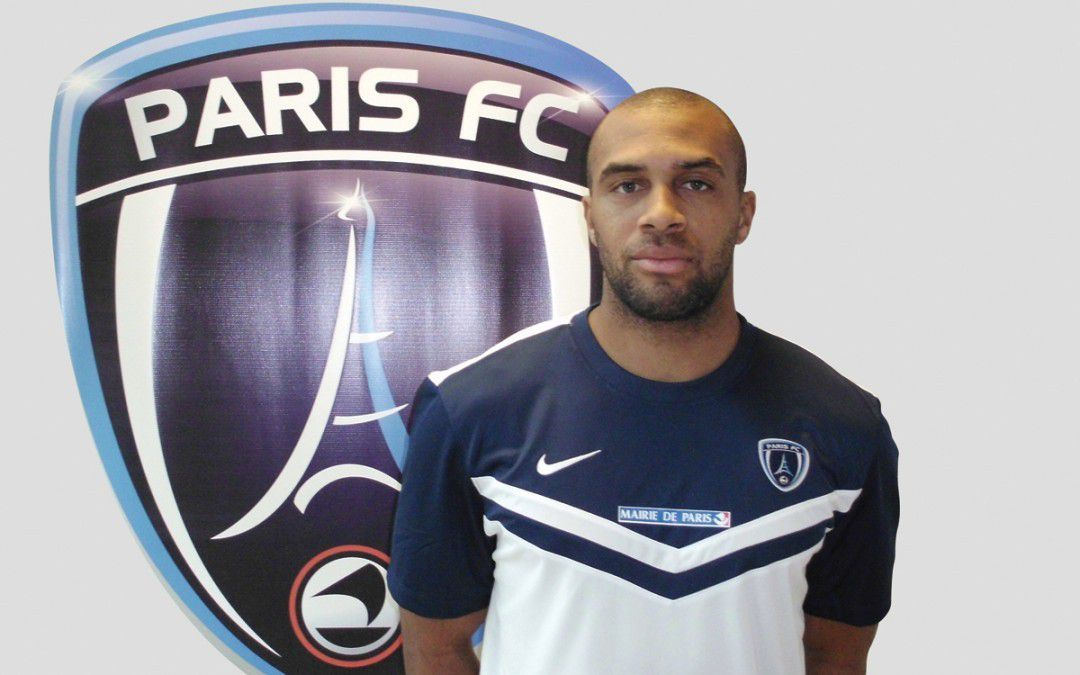 L'ancien tourangeau Thomas Gamiette au Paris FC