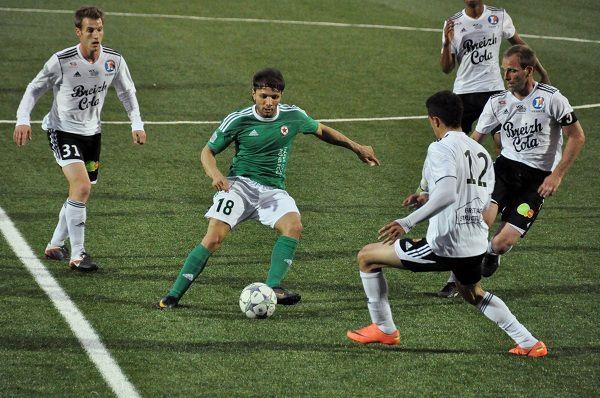 Le milieu offensif Youcef Touati prêté en National