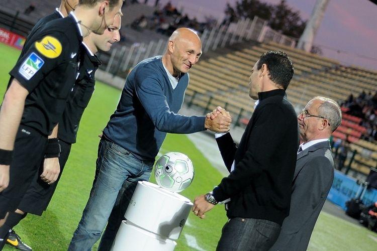 Olivier Pantaloni toujours sous contrat avec le Tours FC