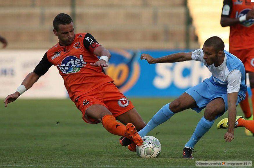 Stade Lavallois - Tours FC : 2-1 (13ème journée)