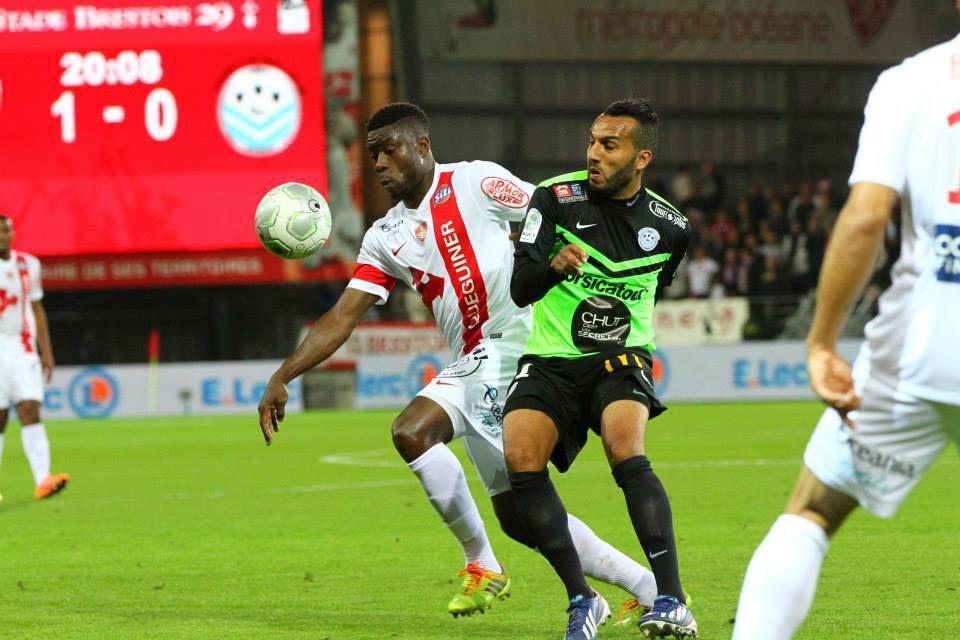Chamois Niortais - Tours FC : 1-1 (15ème journée)
