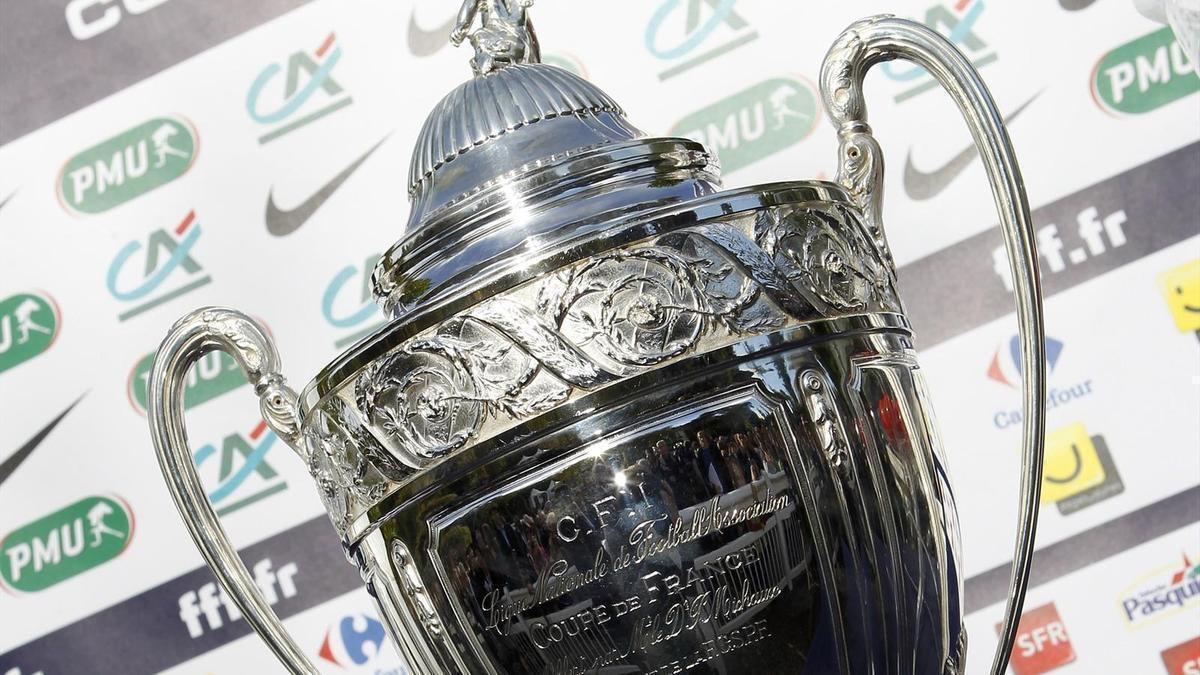 Le Mans FC - Tours FC en Coupe de France
