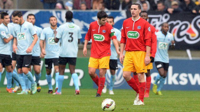 Le Mans FC - Tours FC : 1-3 - Coupe de France