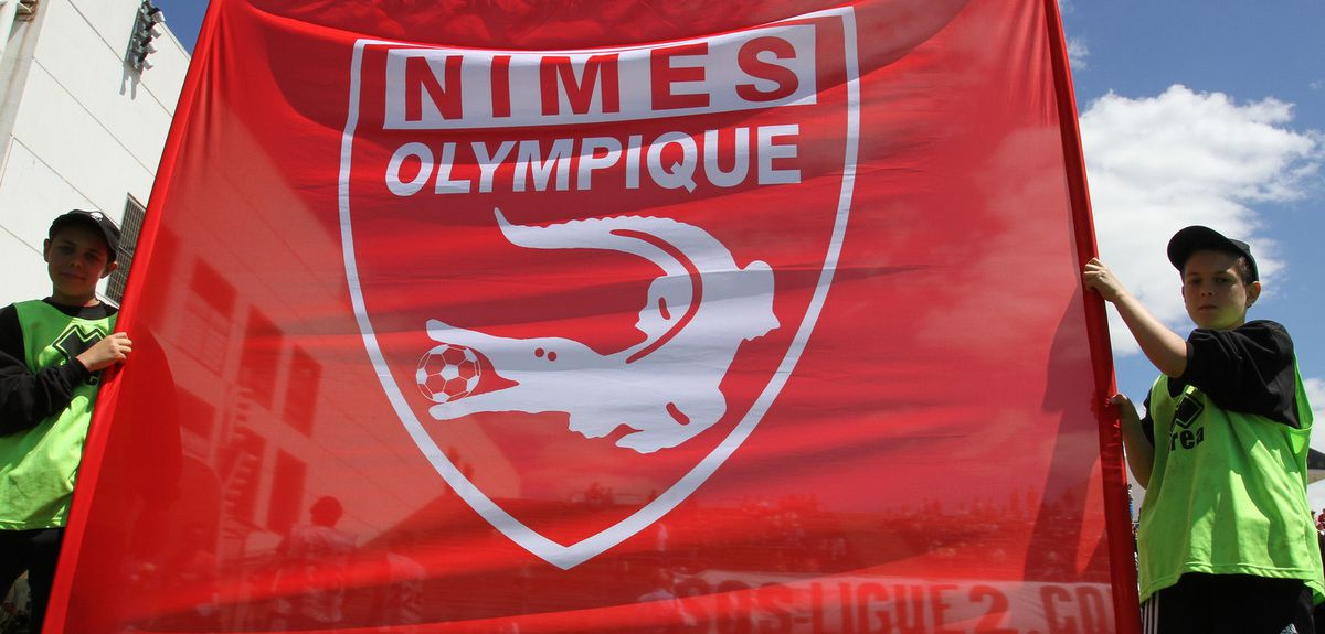 Le Nîmes Olympique rétrogradé en National !