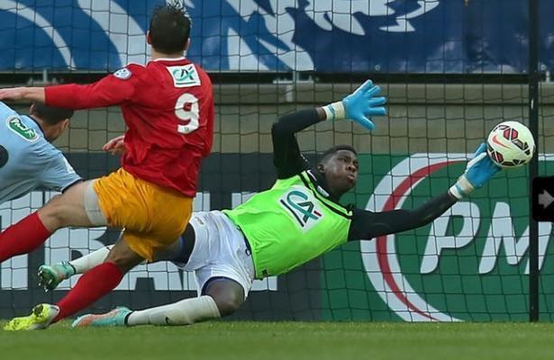 Bingourou Kamara en Équipe de France !