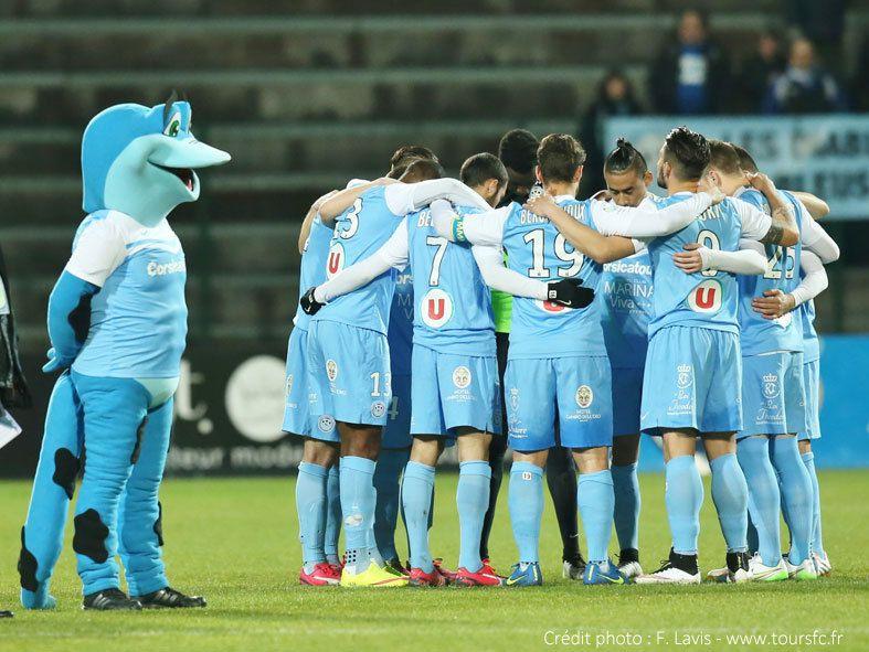 Tours FC - LB Châteauroux : 1-0 (30ème journée)