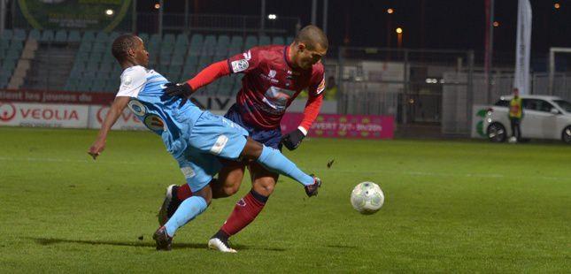 Tours FC - Clermont Foot : 0-1 (35ème journée)