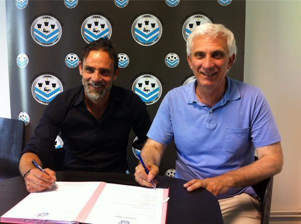 Officiel : Marco Simone entraîneur du Tours FC